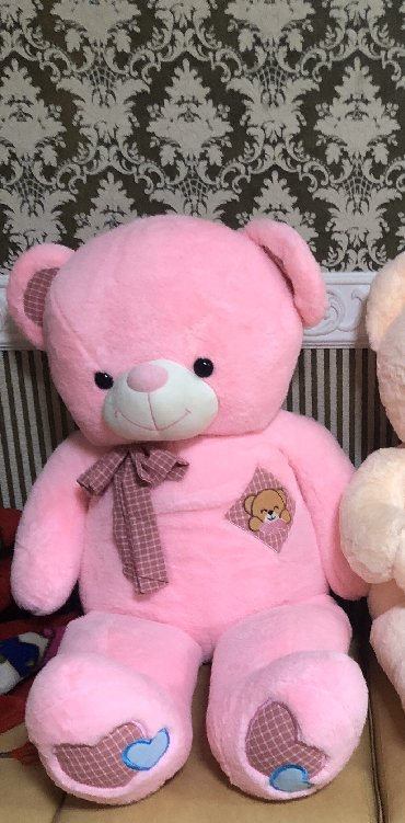 шкуры медведя в Кыргызстан: Продаю нового медведя . Отличный подарок на 8 марта . Скидка будет об
