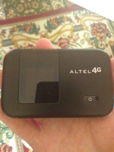 аксессуары для мобильных телефонов в Кыргызстан: Продаю вай фай роутер практический не пользовался. в комплекте заря