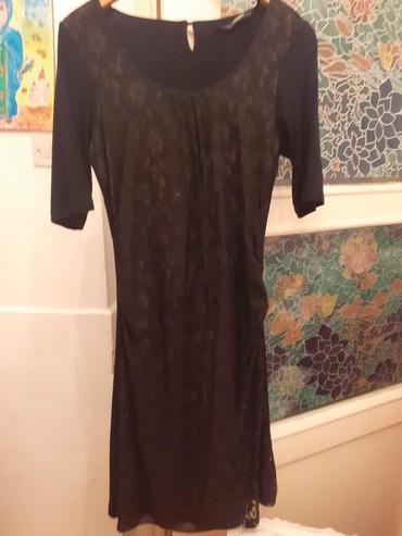 Haljina-cipkasta - Srbija: Cipkasta haljina,elastin,rastegljiva,jako lepo stoji
