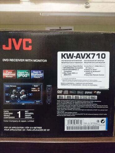 Продаю магнитолу 2 din,фирма Jvc,сборка Индонезия,с Dvd,поворотный