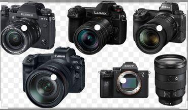 sony hdv 1000 в Кыргызстан: Скупка фотопаратов и линзы и объективы Canon nikon lumix Sony