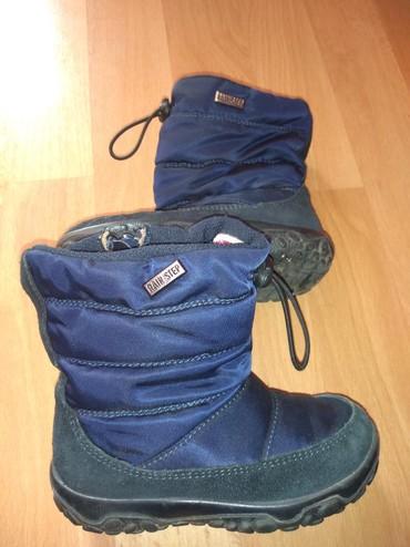Dečija odeća i obuća - Knjazevac: Rain step čizmice za zimu jako slatke i kvalitetne br 22