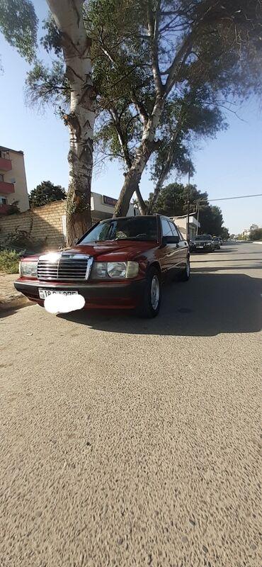 Mercedes-Benz 190 1.6 l. 1993