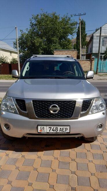 Nissan - Лебединовка: Nissan Patrol 5.6 л. 2011 | 95000 км