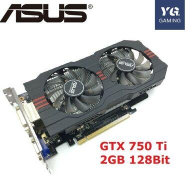 Gtx 750ti 2GB 128bit