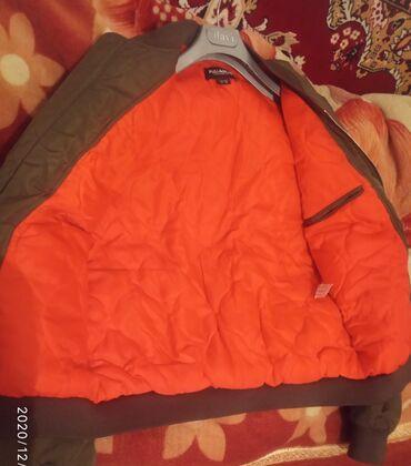 Продаю фирменную куртку, цвет хаки, состояние отличное. Размер 46 или