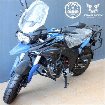 Zongshen Cyclone RX3S 400cc.Nəğd alışa 10% endirimlə 9900