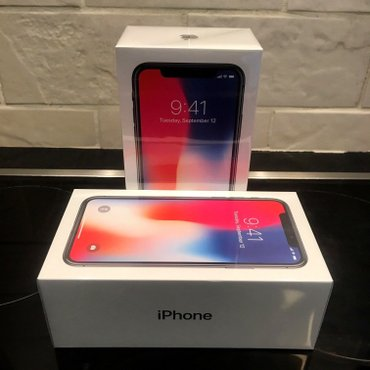 Apple iPhone X 256GB / WhatsApp +971525564986 в Кара-Суу