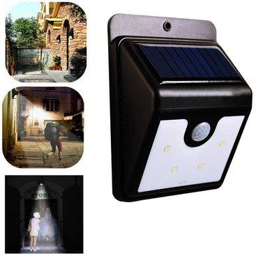 Led solarna vodootporna lampa sa senzorom pokreta - Belgrade