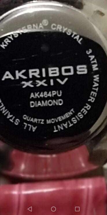 Personalni proizvodi - Srbija: Nov AKRIBOS DIAMOND cristal Plaćen 250 eurProdajem za samo