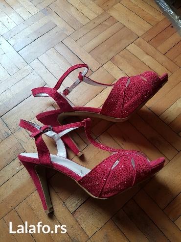 Sandale jednom obuvene, broj 40, kao nove su, cena je fixna