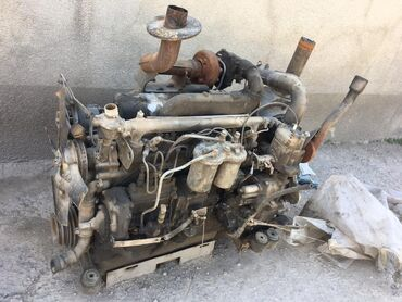 купить двигатель на ауди а4 в Ак-Джол: Двигатель на комбайн Нива