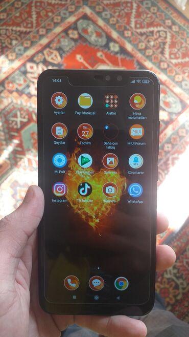 xiaomi redmi 4 pro в Азербайджан: Б/у Xiaomi Redmi Note 6 Pro 64 ГБ Черный