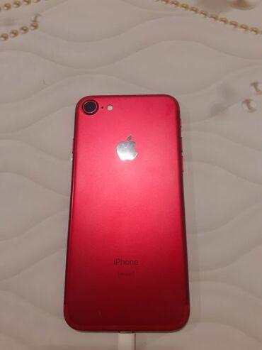 IPhone 7 | 128 GB | Qırmızı | Təmir edilmiş