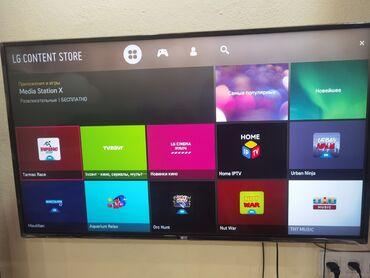 Smart tv LG 49 дюйм Состояние идеальное