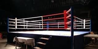 Ринг боксерский в Кок-Ой
