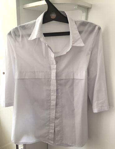 Рубашка 46-48 размер рукав 3 четверти