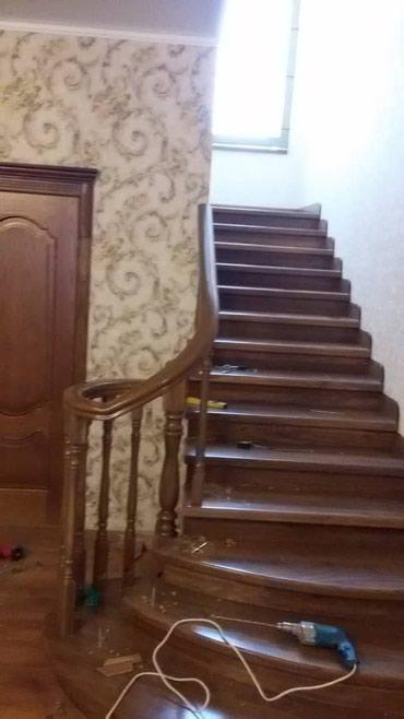 Закажи креативную лестницу прямо в Бишкек