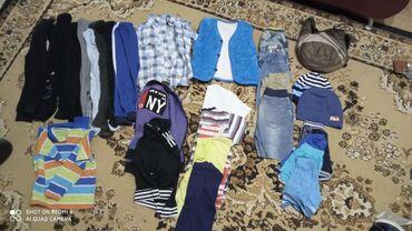 Продаю много разной одежды для детей цена за все