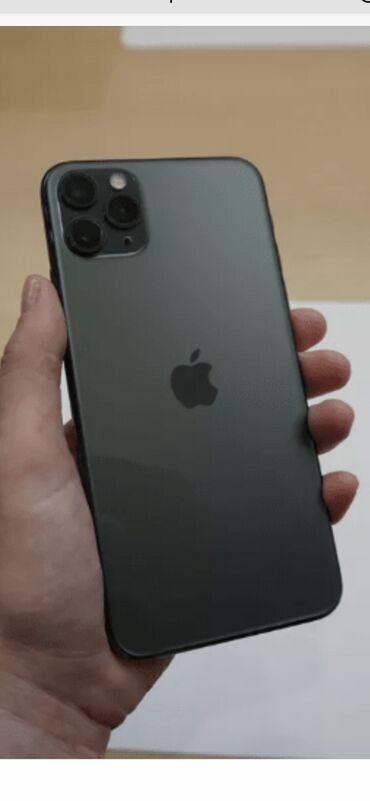 apple isə 6 b - Azərbaycan: İşlənmiş IPhone 11 Pro 64 GB Yaşıl
