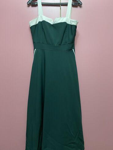 зелёное вечернее платье в Кыргызстан: Продаю вечернее платье