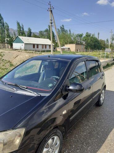 хундай-140 в Кыргызстан: Hyundai Getz 1.1 л. 2004