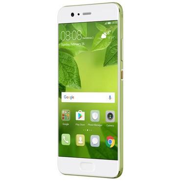 Huawei ю 5 - Кыргызстан: HUAWEI P10 Premium Green 4 всё есть коробка быстрая зарядка чехол в ма