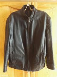 Bakı şəhərində Натуральная кожаная куртка , в хорошим состоянии. Была куплена в Росси