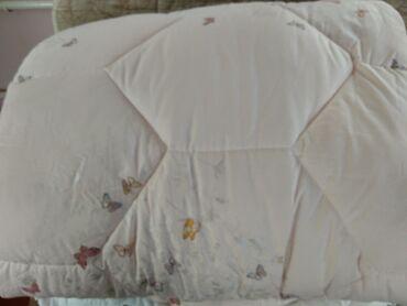 Продаю одеяло, шелкопряд, 2х- спальное и 1,5 спальное
