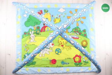 Другие товары для детей - Украина: Дитячий розвиваючий килимок    Колір блакитний Довжина 89 см Ширина 76