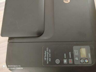 hp принтеры в Азербайджан: HP Deskjet Ink Advantage 2515; rəngli; 5 il əvvəl alınıb; normal