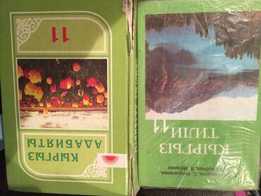 Книги кыргыз тили,кыргыз адабияты для 11кл