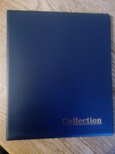 Альбом для монетОптима  10 листов на 410 монет разных, размеров, в Бишкек