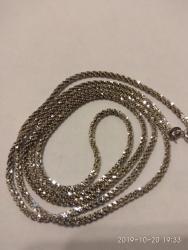 бусы цепочки подвески в Азербайджан: Цепочки серебрянные 925 пробы, есть и другие изделия. Кого