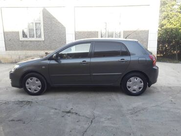 Автомобили - Джалал-Абад: Toyota Corolla 1.6 л. 2006   137000 км