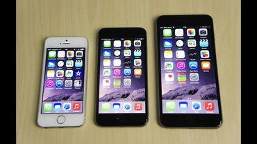 сколько стоит iphone 6 plus in Кыргызстан   APPLE IPHONE: IPhone 6   128 ГБ   Черный Б/У   Гарантия, Кредит, Битый