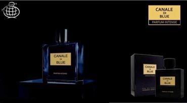 Bakı şəhərində Fragrance World Canale Di Blue Parfum İntenso Eau De Parfum for Men