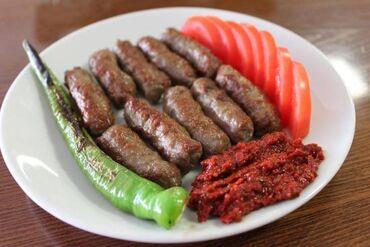 """Türkiyənin ən məşhur və dadlı """"Tekirdağ"""" köfte çeşidləri indi Bakıda!"""