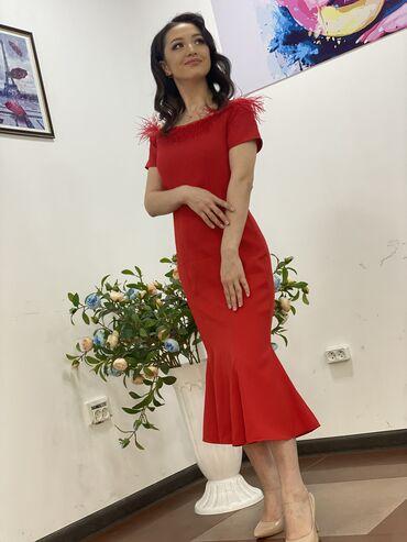 вечерние платья кыргызстан in Кыргызстан   МАТЕРИНСКИЕ ПЛАТЫ: Не разу ещё не одевала, размер 42-44,качество очень хорошее