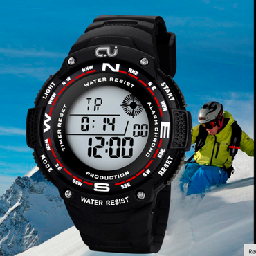 Cu men sports watches digital led watch  - Novi Sad
