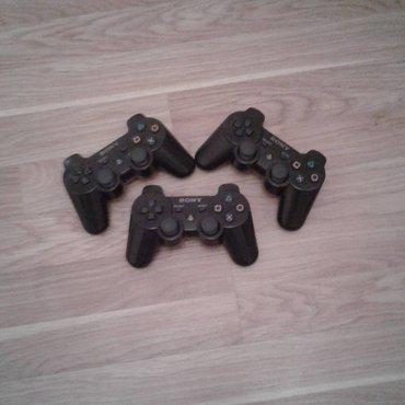 Bakı şəhərində playstation 3 ucun yeni podorginal pultlar dubaydan getirmisem... Goy