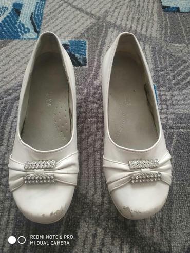 Детская обувь в Токмак: Туфли детские! размер 31! состояние хорошее. Токмок