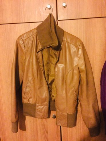 Jacket leather size M σε Zakynthos