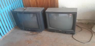 автомагнитофон jvc в Кыргызстан: 2 цветных телевизора оба рабочие. Jvc Daewoo  Телевизор
