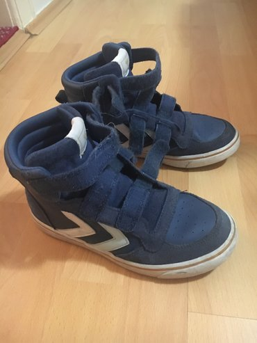 Dečije Cipele i Čizme | Stara Pazova: Hummel duboke kožne patike,nepromocive 35