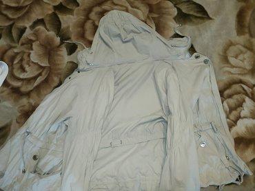 Лёгкая курточка на конец весны/начало осени. Размер: 48/50