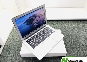 MacBook Air-модель-A1466-процессор-core i5/1.8GHz-оперативная
