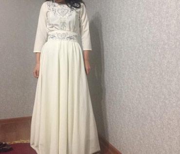 платья-на-кыз-узату-бишкек в Кыргызстан: Продаю платья и белдемчи за 2500с, на кыз узатуу покупала за