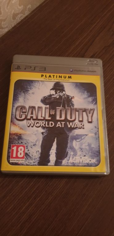 Bakı şəhərində Call of Duty World At War