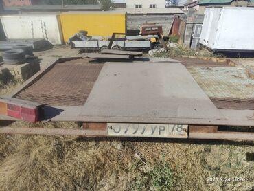 гигант 814 бишкек in Кыргызстан | АВТОЗАПЧАСТИ: Гигант платформы с леботкой 24 Вольт Бишкек